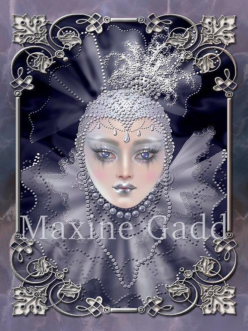 Silver Pierrette