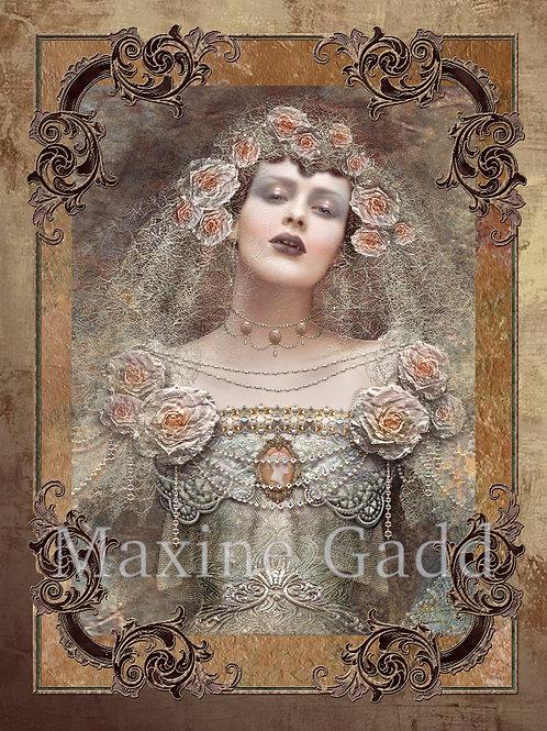 Victorian Vampire Bride