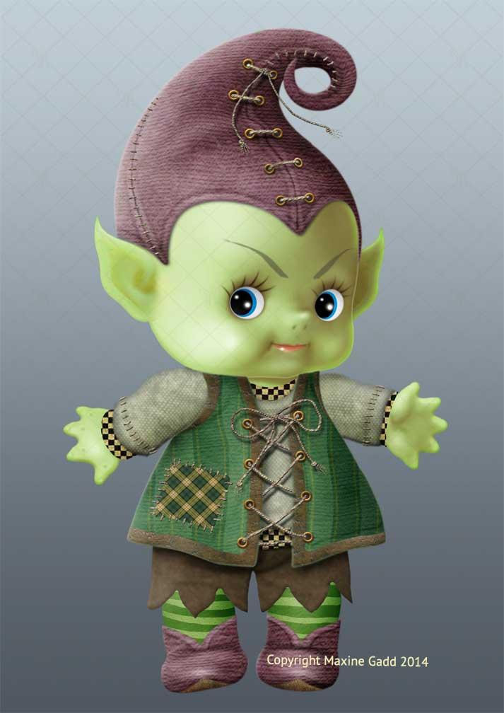 Cupie-Goblin