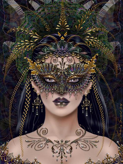 Black Masquerade A