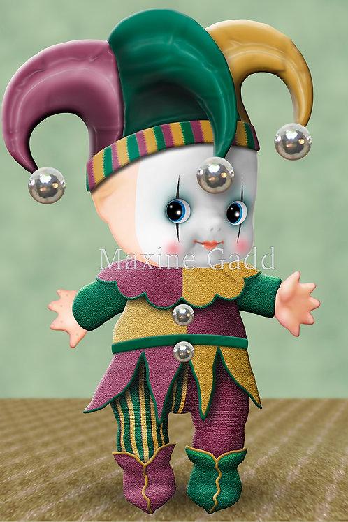 Zester Cupie Clown