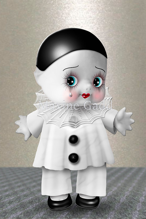 Lulu Cupie Clown