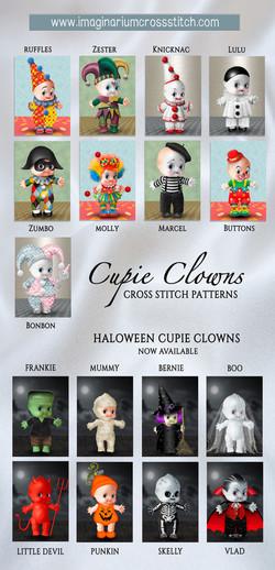 cupi dolls halloween