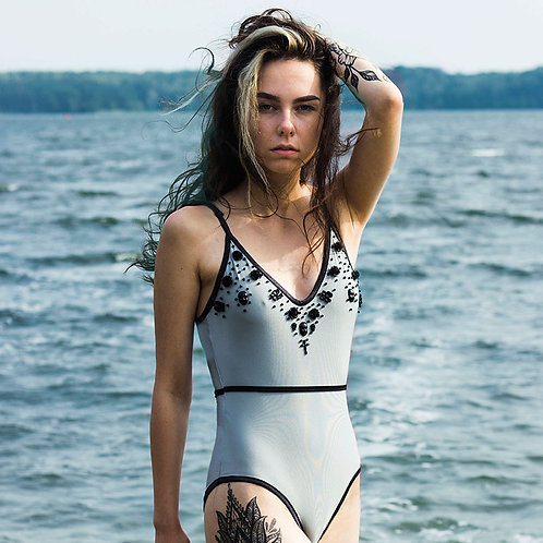 Pastel swimwear