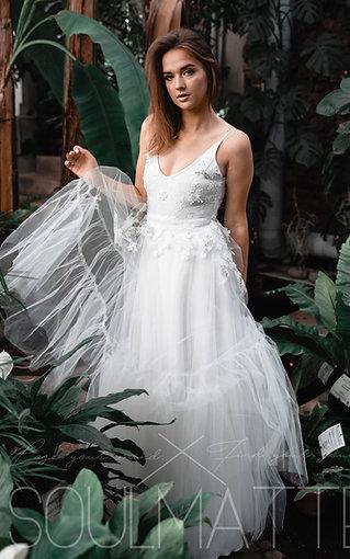 "Bride dress ""Dove"", Bridal separates, bridal gown, wedding separates,"