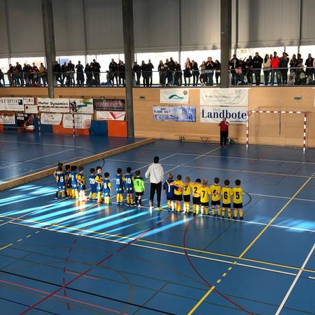 Turnier Neftenbach, Jan.20, G-Junioren