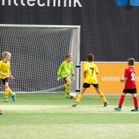 Turnier HB Zürich, Okt.19, F-Junioren