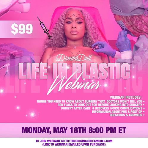 Life in Plastic: Webinar