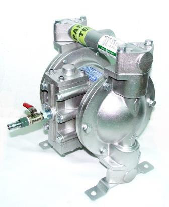 D0906 1inch Air Operated Double Diaphragm Pump