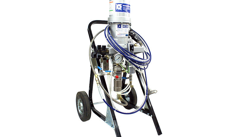 AA1300 COMPACT 6in, Ratio 30:1 Air-Assisted Airless Sprayer