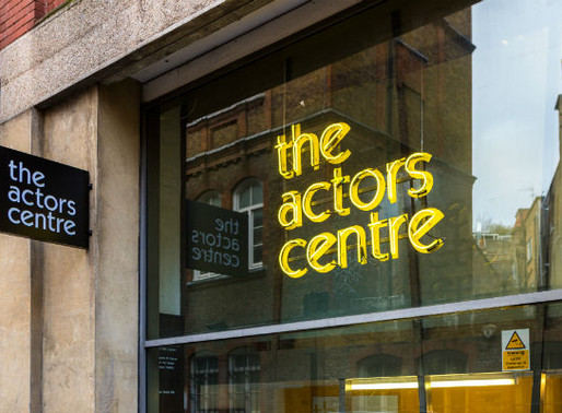 Flairbox  X  The Actors Centre - A Castathon and how you can get involved!