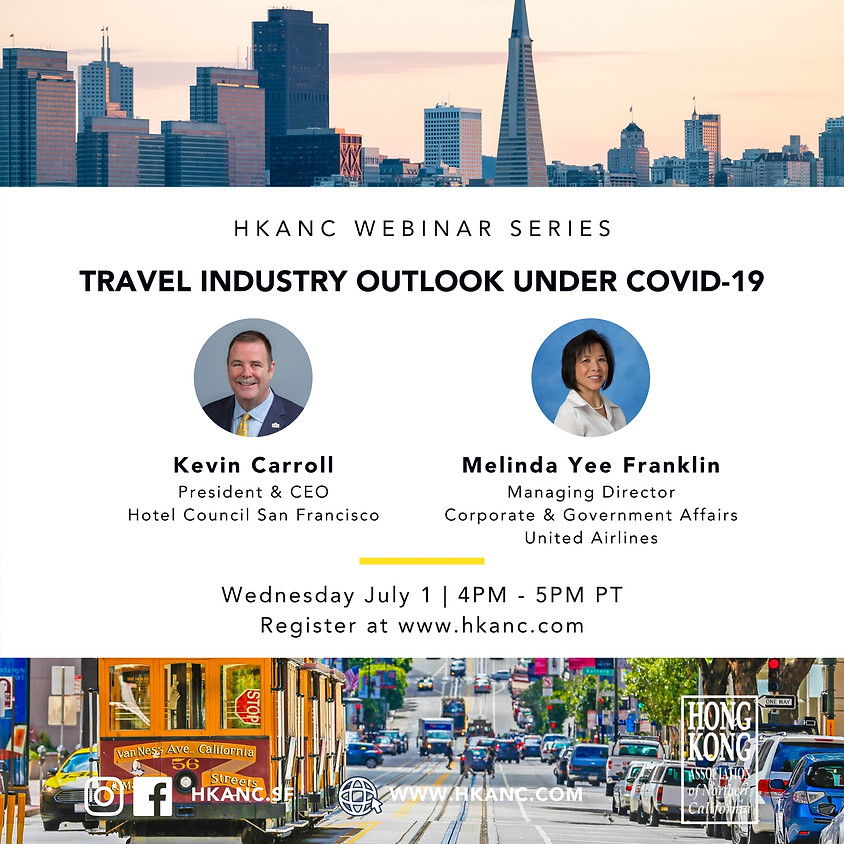 HKANC Webinar | Travel Industry Outlook Under Covid-19