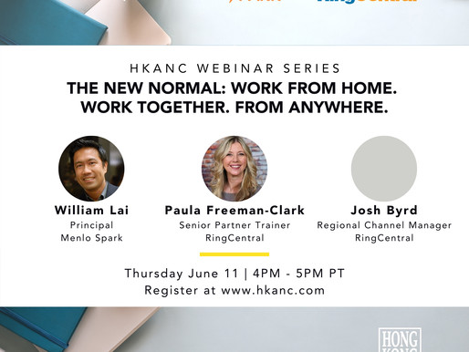 Webinar Recap | Jun 11 | The New Normal: Work From Home. Work Together. From Anywhere