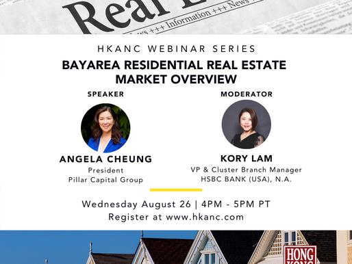 Webinar Recap | Aug 26 | Bay Area Residential Real Estate Market Overview