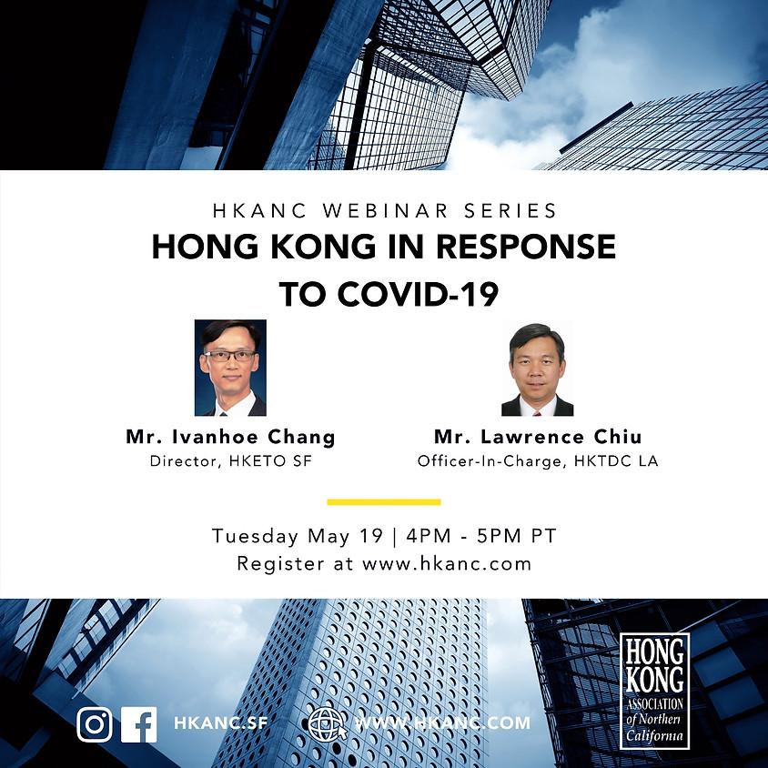 HKANC Webinar Series | Hong Kong in response to COVID-19