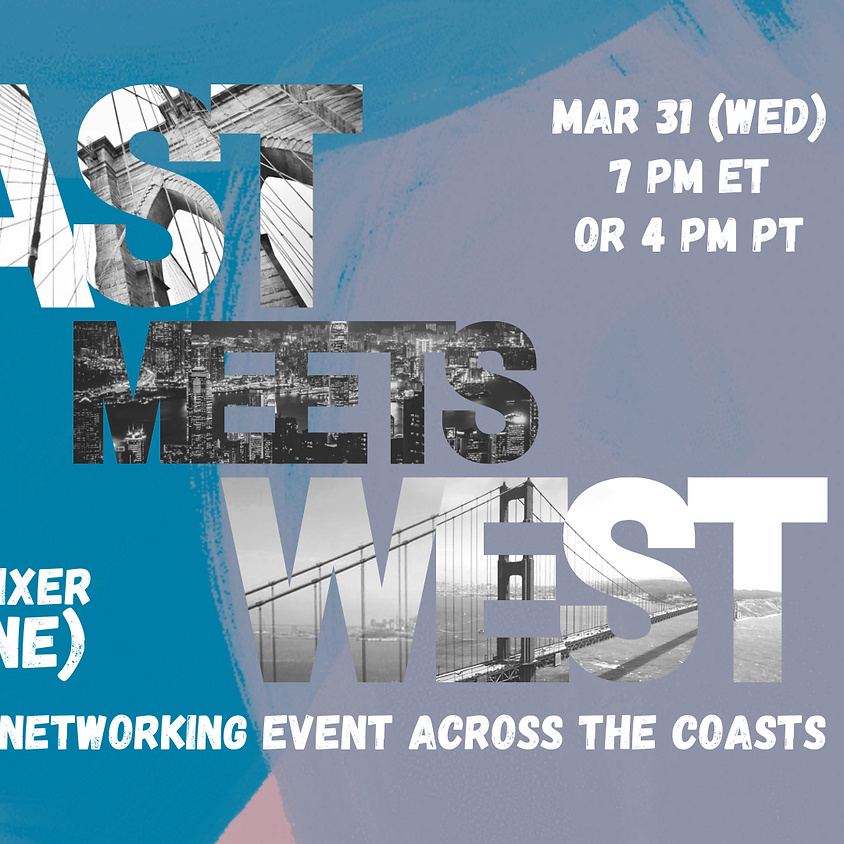 HKA East Meets West Joint Mixer (Online)