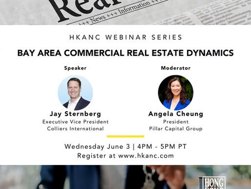 Webinar Recap | Jun 3 | Bay Area Commercial Real Estate Dynamics
