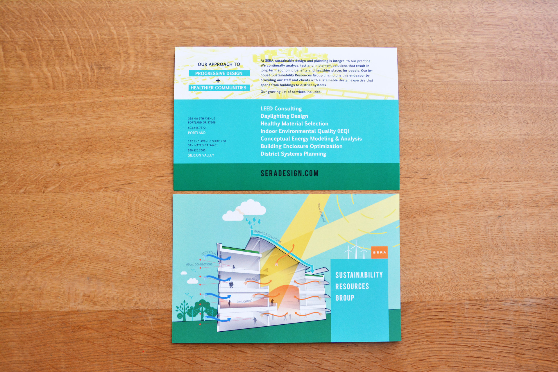 Sustainability Services Brochure