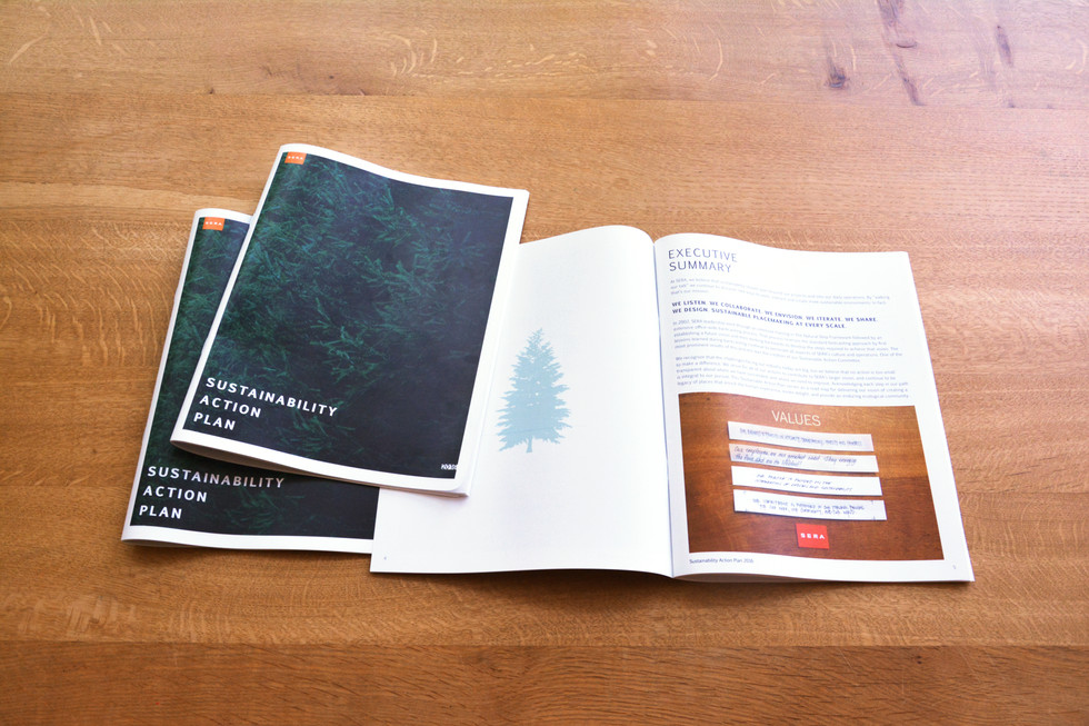 Sustainability Action Plan Booklet