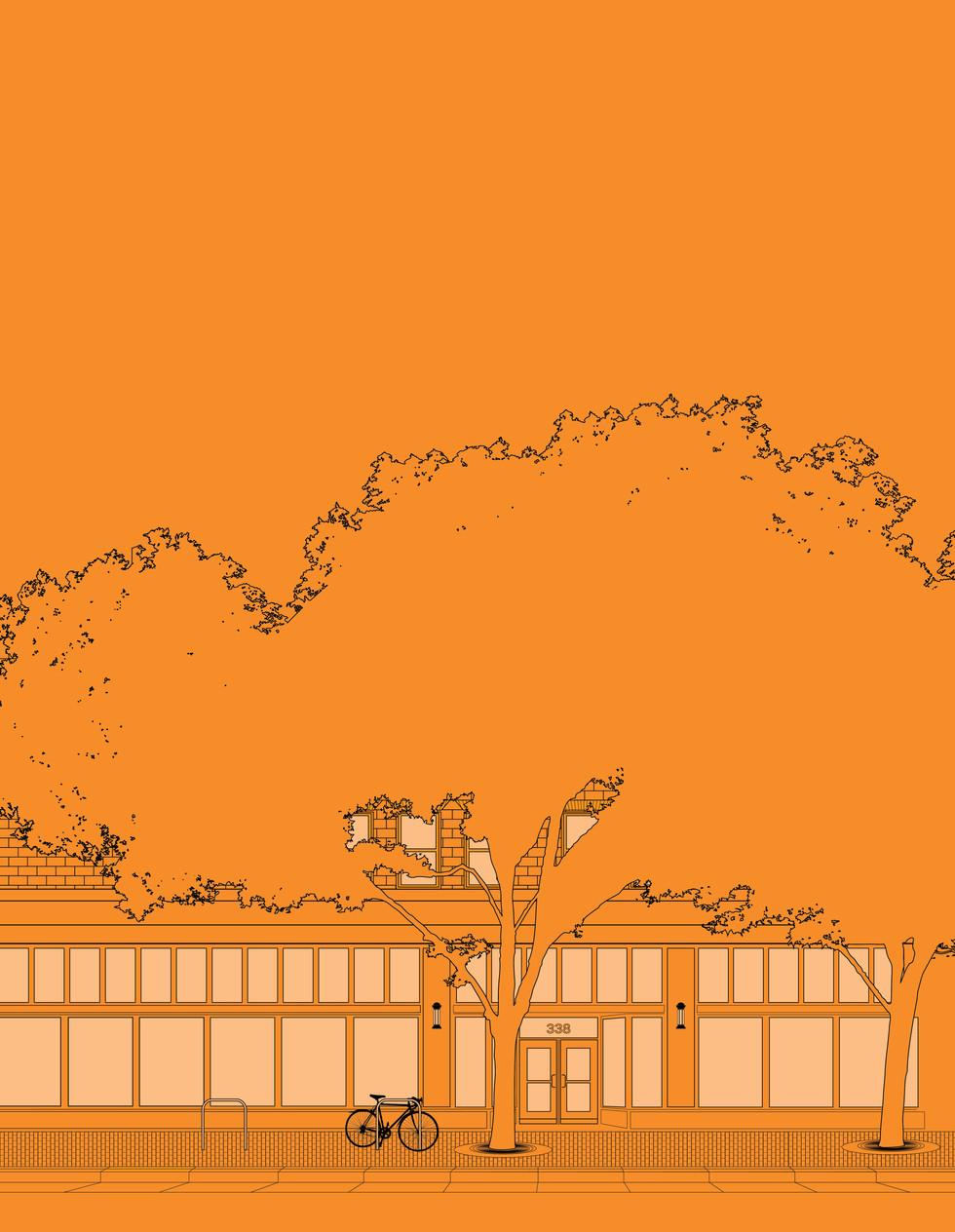 SERA Offices Illustration