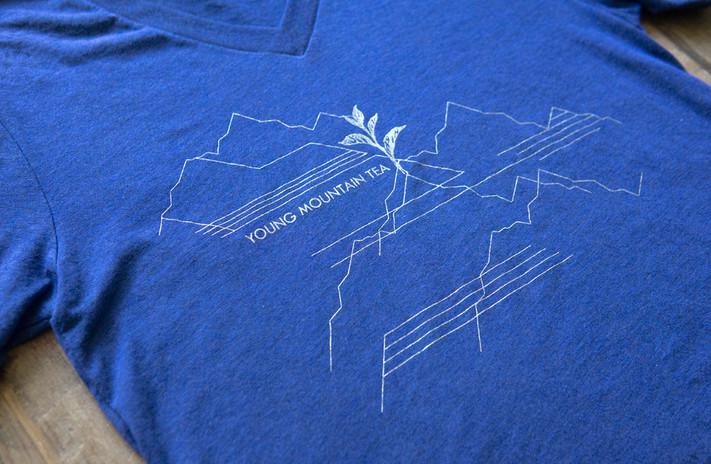 Young Mountain Tea T-Shirt