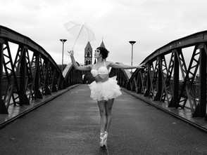 Stadt Ballerina