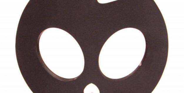 Caveira ET - 16,3x15cm