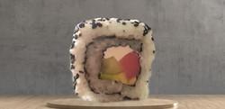 Sushi de Atún no empanizado