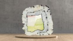 Sushi de Surimi no empanizado