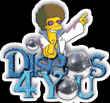 Logo Discos 4 You Milano
