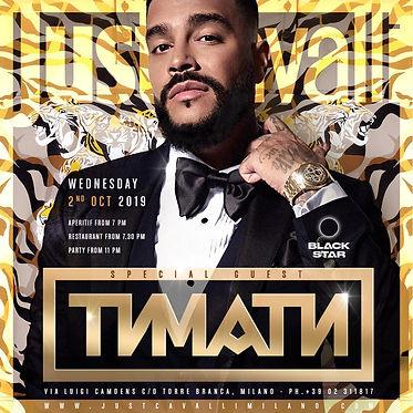 TIMATI Ottobre 2019