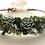 "Thumbnail: The ""Succulents"" dog flower wreath collar"