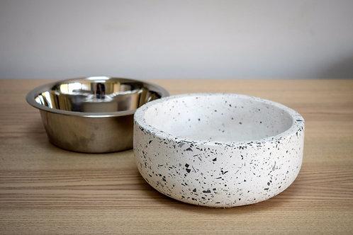 """""""Birch"""" dog bowl"""