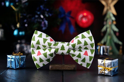The Red Tree Bow Tie