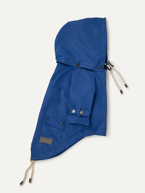 Talon Blue Raincoat