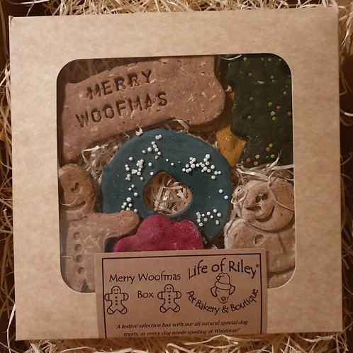 """The """"Merry Woofmas"""" Selection Box"""