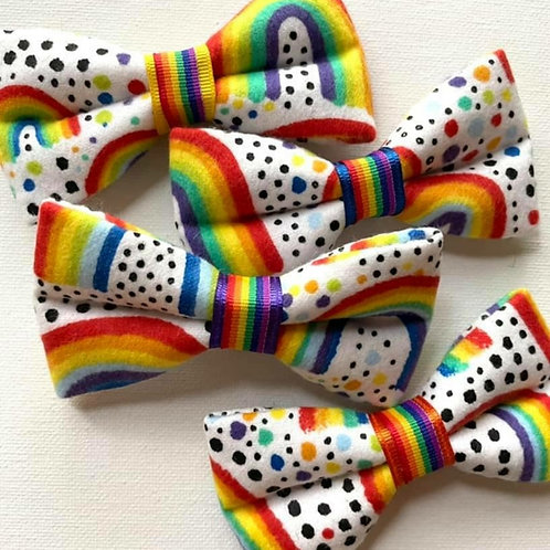 """The """"Born This Way""""  Dog Bow Tie"""