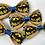 Thumbnail: Batman Dog Bow Tie