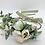 "Thumbnail: The ""Greenery"" dog flower collar"