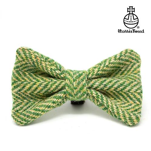 """Leo"" Harris Tweed Bow Tie"