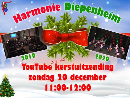 Kerstfilm van de Harmonie