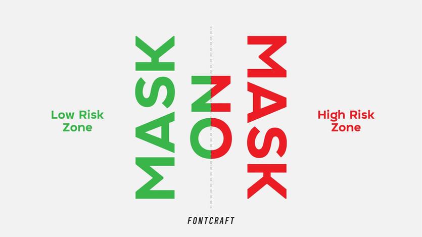 No Mask On