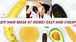 DIY DEEP TREATMENT/HAIR MASK FOR SOFT HAIR