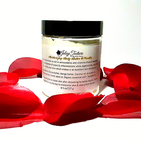 Moisturizing Vanilla body butter