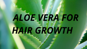 3 DIY ALOE VERA RECIPES FOR MOISTURIZED AND HEALTHY HAIR