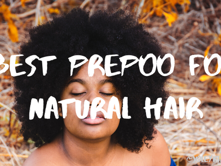 BEST PREPOO FOR SOFT NATURAL HAIR