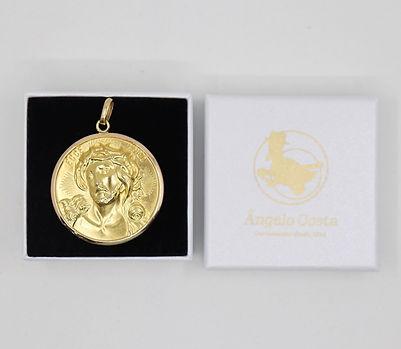 Ref_172386_Medalha Cristo .JPG
