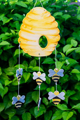 Beehive Wind Chime