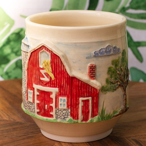 Farm & Fields Mug