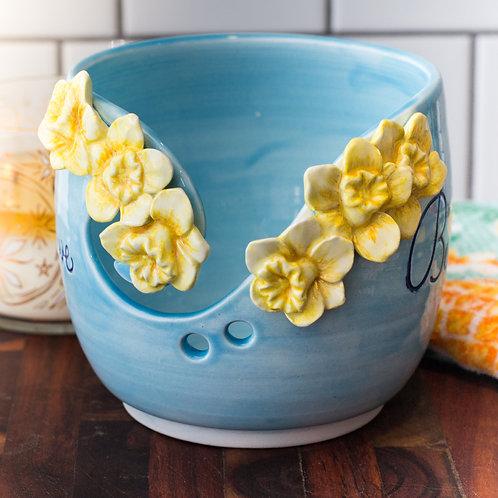 Daffodil & Verse Yarn Bowl